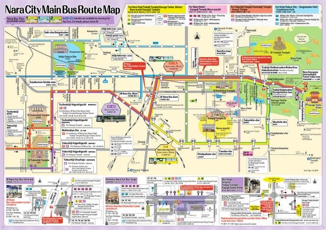 nara routemap